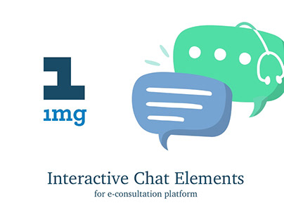 Interactive Chat Elements