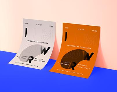 I W R - Congreso de Tipografía