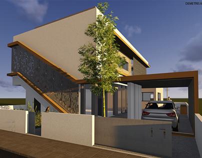 House in Lakatamia 4
