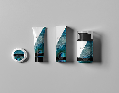 N-dent product's packaging