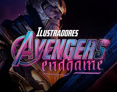 ILUSTRADORES ENDGAME