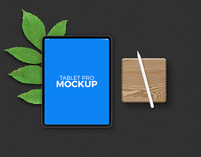 iPad Pro 12.9 inch 5th Gen Mock-Ups