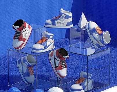 C4d Nike Shoes