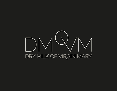 REDESIGN LOGA: Fashion brand DRY MILK OF VIRGIN MARY