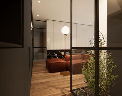 Apartment UE4