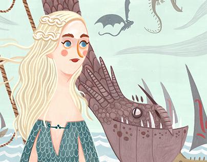 Daenerys Targaryen - GoT