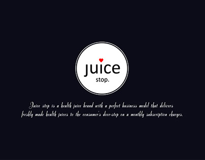juice stop (design and business)