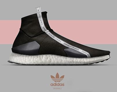 Adidas x Balenciaga Mashup