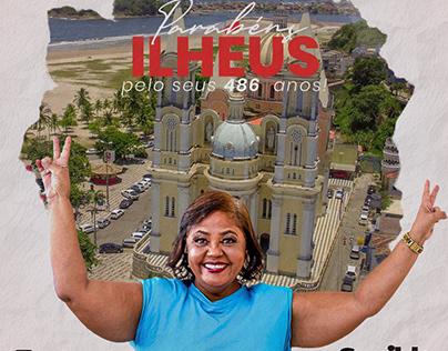 Candidata Sonilda Mello
