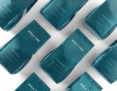 Kola The | Branding & Packaging