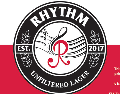 RHTHYM BEER Product Design