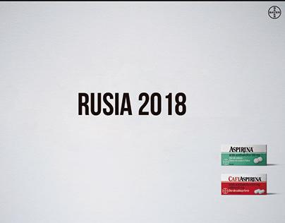 Rusia 2018 B A Y E R