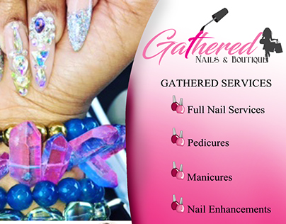 Gathered Nails & Boutique