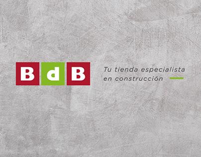 Web corporativa Grupo BdB