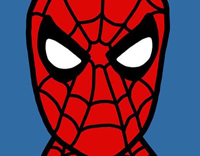 Draw - Spider-Man