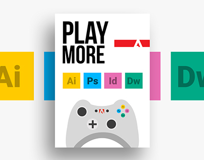 Play More Poster