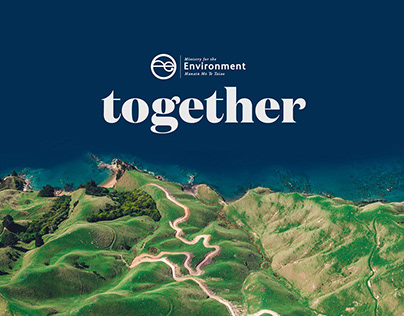 Together – Ministry for the Environment