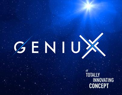 Geniux by Eurochiller motion graphics