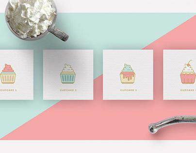 Cake Designer Icon Pack