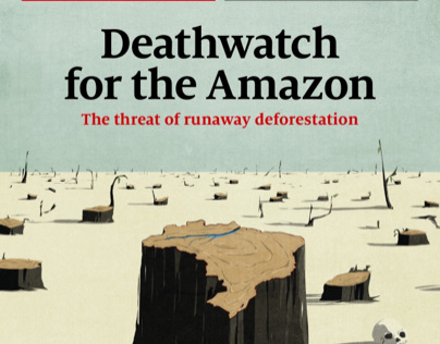 Deathwatch for the Amazon