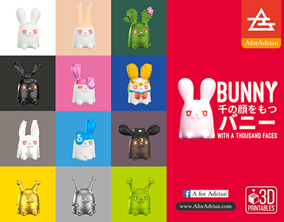 BUNNY of a THOUSAND FACES