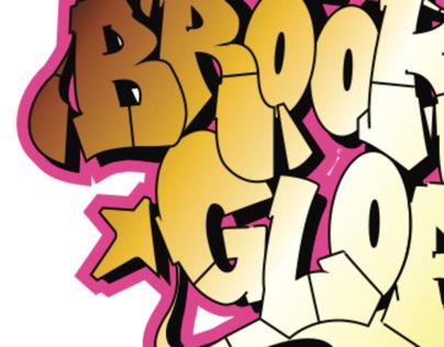 Brooklyn Glory Graffiti Hand Lettering for Album Single
