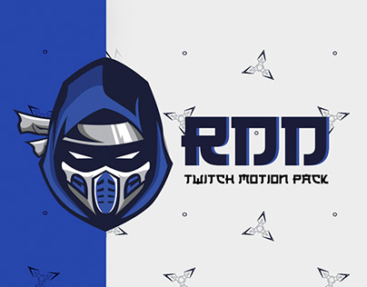 RDD- Twitch motion pack
