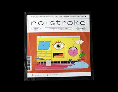 No StrokeMagazine No.1 - No Stroke but Stroke