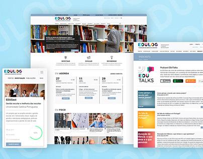 EDULOG - Website