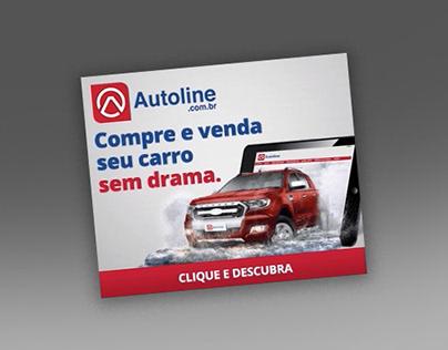 Bradesco Autoline | Banner HTML