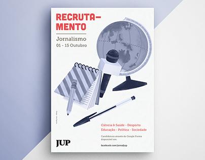 Recrutamento JUP