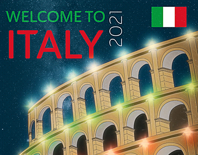 Welcome to Italy   Drawing