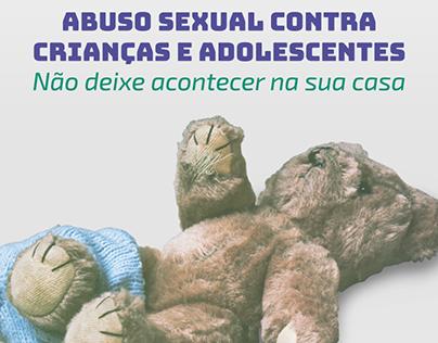 Cartilha: Abuso Sexual contra crianças e adolescentes