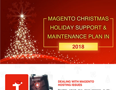 Why You Need a Magento Christmas Holiday Support & Main