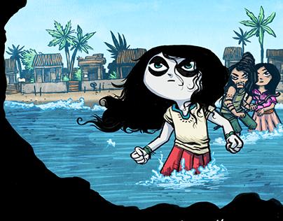 VAQUITA Comic Series