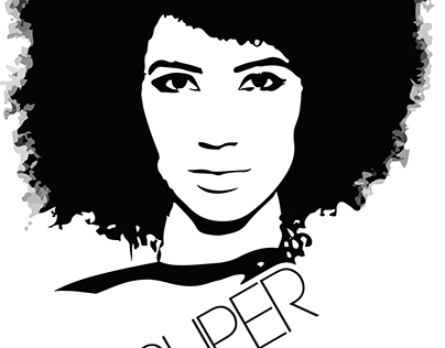 Andy Allo - Superconductor EU Tour T-shirt