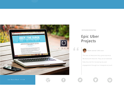 Landing Page (redesigned)