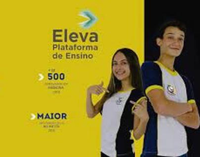 Mídia Publicitária (Centro Educacional CEM) - Matipó MG