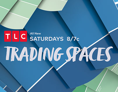 TLC Trading Spaces & Sherwin Williams