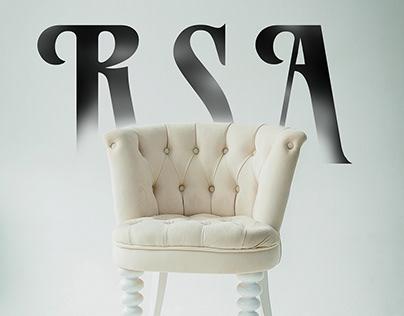 LOGO DESIGN FOR RSA Seating