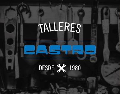 Talleres Castro Website