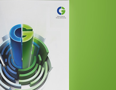 Crompton Greaves - Annual Report Cover