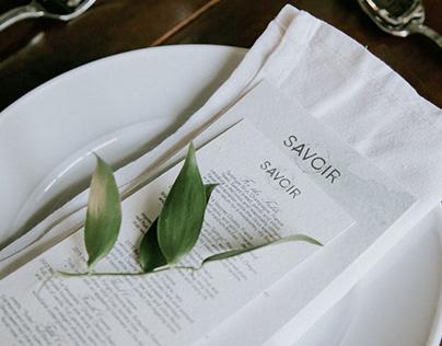 Savoir Branding