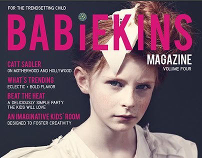 MAGAZINE: Babiekins Issue 4