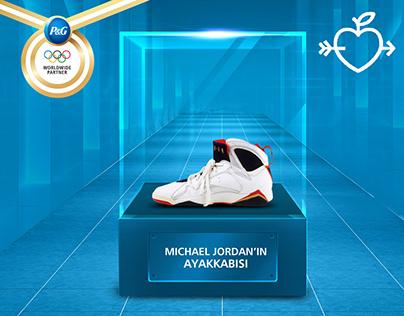 P&G - Olympics Exhibition