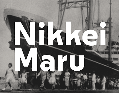 Nikkei Maru Typeface