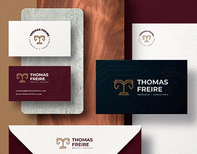 Logo | Thomas Freire - Advocacia e consultoria