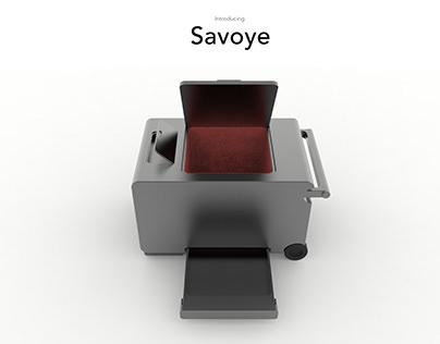 Savoye, a portable tandoor