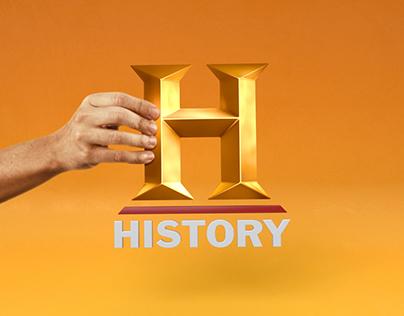 History Channel LatAM- Una Idea 2017