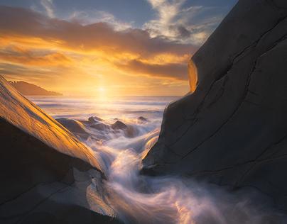 Bay Area Seascapes